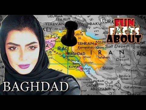 Fun Facts About l BAGHDAD, Iraq |