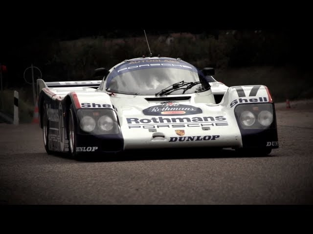 Here Are Some Classic Le Mans Porsche Wallpapers Youre Welcome