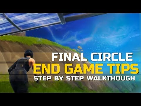How to win | 1v1 End Game Final Circle | Fortnite Tips
