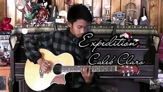 Expedition - Caleb Claro (Fingerstyle Guitar Composition)