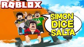 DON'T SAY BABY SHARK!! | SIMON DICE at ROBLOX