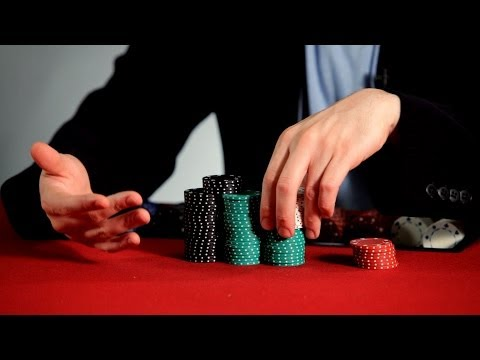 How to Count Poker Chips   Poker Tutorials
