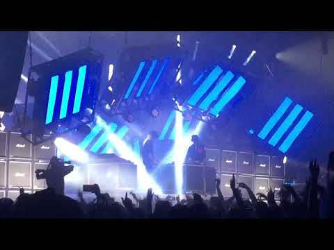 Justice live at Panorama NYC 2017 The Pavilion Stage stage' Day 2