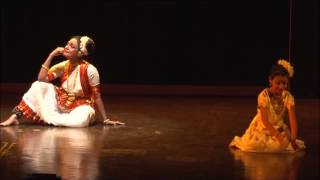 Fancy and Fantasy - A tribute to Guru Rabindranath Tagore : Mohiniyattam by Guru Bharati Shivaji