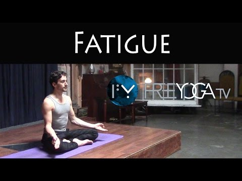 Battling Fatigue | Hatha Yoga Class | Free Yoga