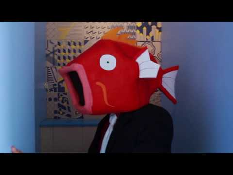 【Cosplay PV】Business Magikarp at Shopping Mall