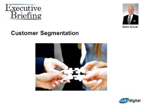 Using Big Data For Customer Segmentation