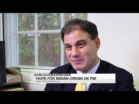 Lord Bilimoria on the rise of racism in UK post-brexit