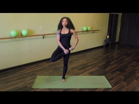 The Toe Stand Balance in Bikram Yoga: Yoga, Stretching & Fitness