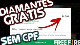 COMO RESGATAR OS 8R$ DA PLAY STORE SEM O (CPF)