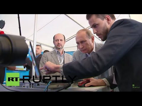 "Russia: Putin vows to keep internet restrictions ""minimal"""