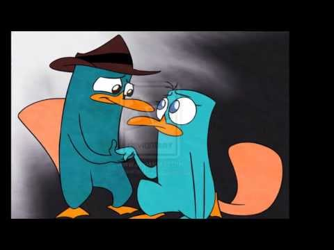 Perry is Our Secret Agent