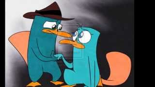 Perry Our Secret Agent