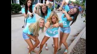Uconn Delta Gamma 2013 Recruitment Video