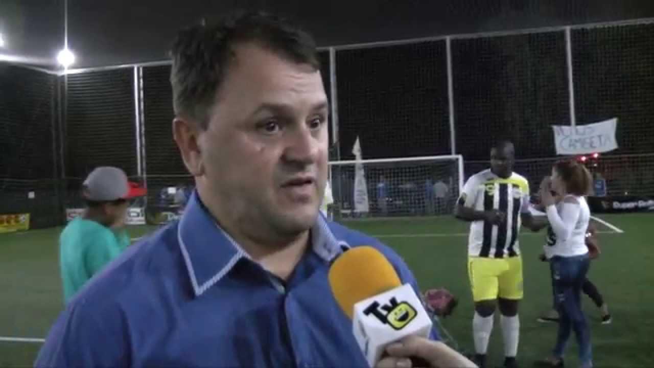 Final Gaúchão de Futebol 7  Entrevista Presidente FGF7. Travinha Esportes 69a6b569e6c1b
