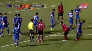 «Баркчи» – «Истиклол». Чемпионат Таджикистана. Отложенный матч 17-го тура