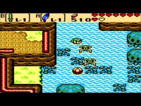 The Legend Of Zelda: Oracle Of Seasons - Heart Piece Locations