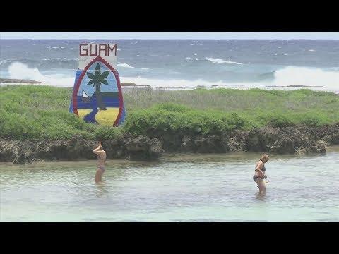 Strategisch wertvolle Insel Guam: Ein Urlaubsparadies inmitten des gefährlichsten Konflikts der Welt