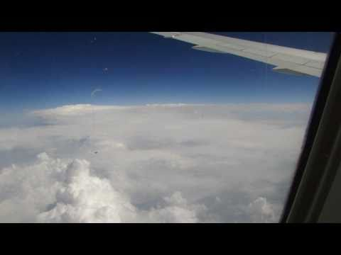 Uzbekistan Airways Boeing-767 POWER COULD 2010 (HDTV 1080p)