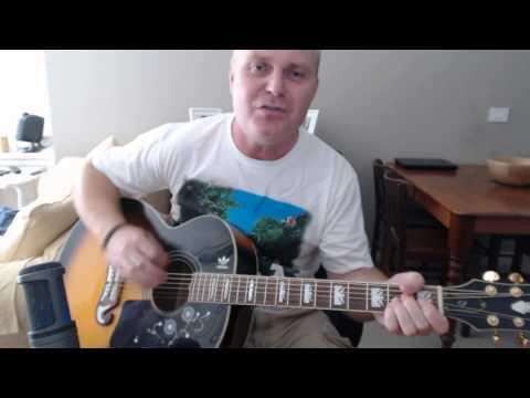 ♪♫ John Cougar Mellencamp - Hurts So Good (cover)