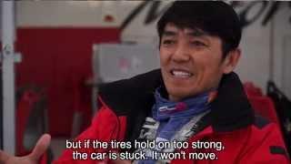 『タイヤの気持ちが分かる』山野哲也 POTENZA RE 71Rを語る その③ / Tetsuya Yamano talks about the POTENZA RE-71R No.3 thumbnail