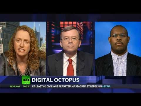 CrossTalk on NSA: Digital Octopus