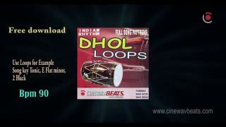 free punjabi bhangra dhol loops download