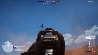 Battlefield 1 Pilot headshot