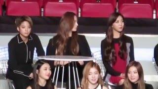 151202 MAMA 2015 F(x) (에프엑스) Red Velvet (레드벨벳)