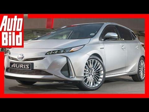 Toyota Auris (2018) - Kompakter mit Prius-Antrieb - YouTube
