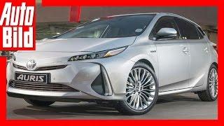 Toyota Auris (2018) - Kompakter mit Prius-Antrieb