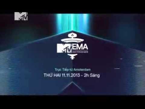 Sarah Geronimo - Best Southeast Asia Act Nominee - MTV EMA 2013 (MTV Europe Music Awards)