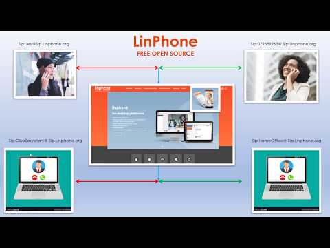 LinPhone - Cutting Edge FREE Sip Softphone For Your Private And Business Needs In 2020