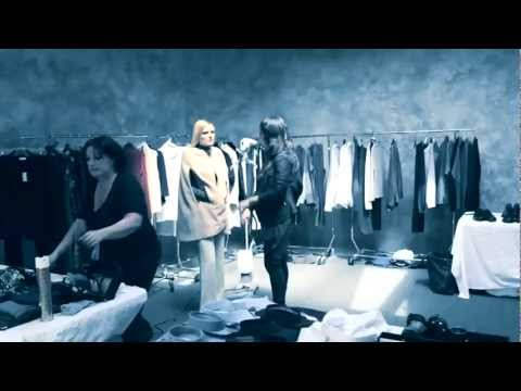 Behind the Scenes - Calvin Klein Fall 2011