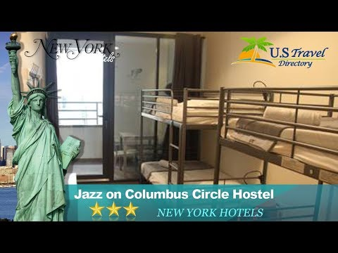Jazz on Columbus Circle Hostel - New York Hotels, New York