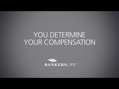 You Determine Your Compensation | Bankers Life