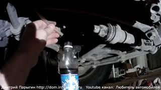 Как прокачать сцепление   замена жидкости в системе сцепления