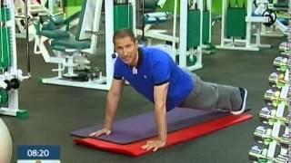 Простые Упражнения Помогут Ускорить Метаболизм - Ранок - Інтер