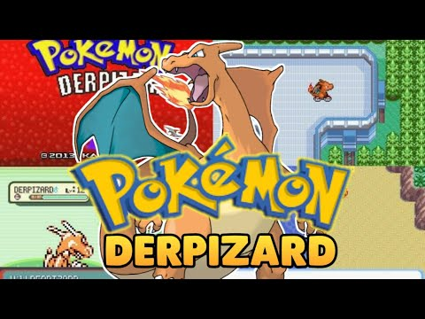 Pokémon Derpizard [Completed] - GBA Game With Charizard