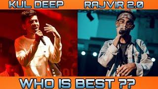 Kuldeep VS Rajvir 2.0   Who is best   GneX Madhurjya.