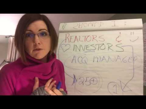 The Investor Realtor- a rare breed