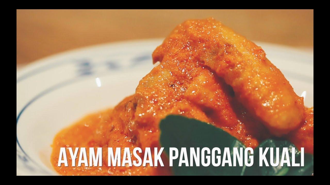 How To Make Ayam Panggang Kuali Youtube