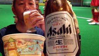 大阪1人呑み日記 第52話 フットサル後にすき家でせんべろ