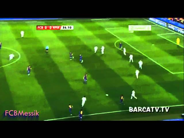 Barcelona Owns Ronaldo and Real Madrid 2012 | Best Tiki-Taka Ever