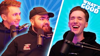 Special Guest Ellum, David Dobrik's New House, KSI's New Music Label - What's Good Full Podcast EP91