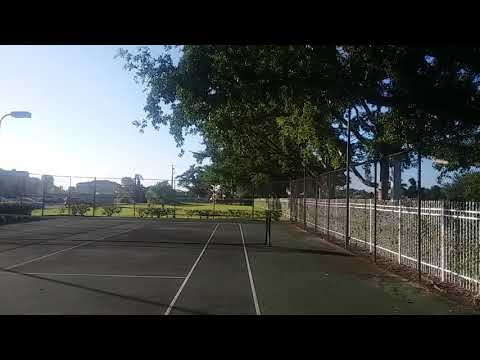 fairway greens tennis court 2