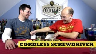Cordless Screwdriver, How-to Shooter