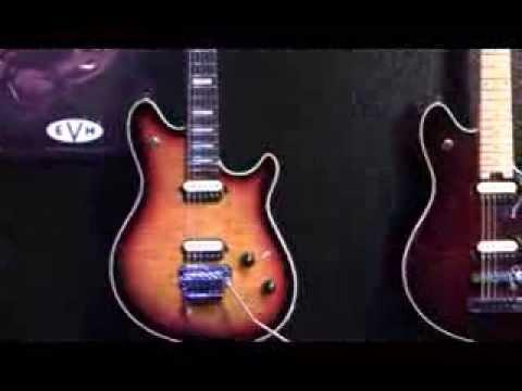 CHARVEL GUITARS + EVH - NAMM 2014 - TMNtv Booth Tour