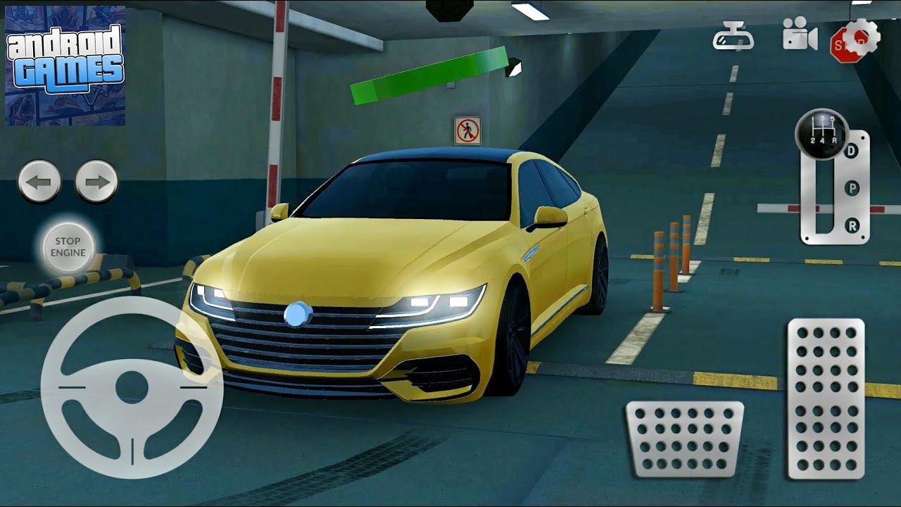 Real Car Parking 2 Driving School 2018 2 Broken Car