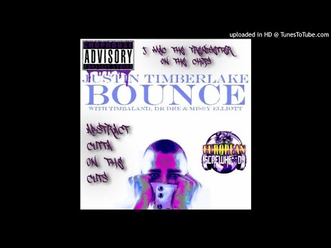Justin Timberlake, Timbaland, Dr Dre & Missy Elliot - Bounce (slowed & chopped collabo) Abstract Cut